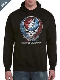 Grateful Dead Pullover Graphic Hoodie
