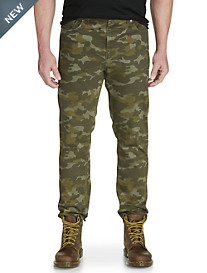 True Nation Camo Stretch Twill Pants