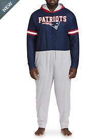 NFL Microfleece Union Suit