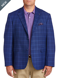 Oak Hill Windowpane Sport Coat