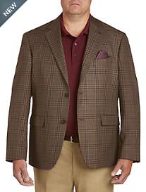 Oak Hill Textured Plaid Sport Coat