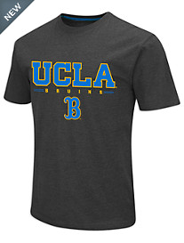 Collegiate Black Pop Tee