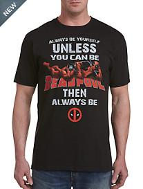 Marvel® Comics Always Be Deadpool Graphic Tee