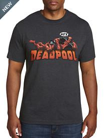Deadpool Hey Graphic Tee