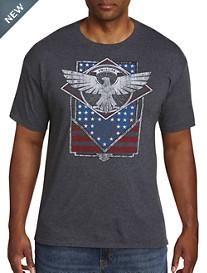 USA Eagle Graphic Tee
