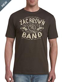 Zac Brown Band Bird Graphic Tee