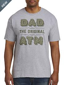 Dad The Original ATM Graphic Tee