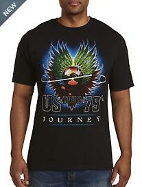 Journey U.S. Tour Graphic Tee