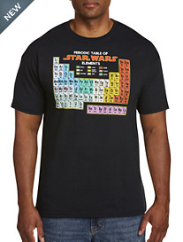 Star Wars™ Periodic Table Graphic Tee