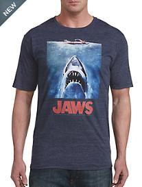 Retro Brand Jaws Graphic Tee