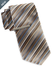 Gold Series Ombré Transitional Stripe Tie