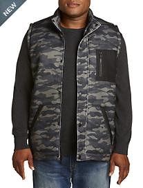 PX Clothing Camo Vest