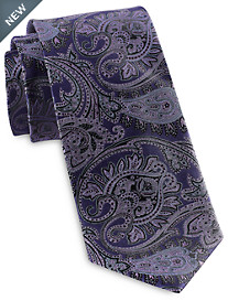 Rochester Designed in Italy Passion Paisley Silk Tie