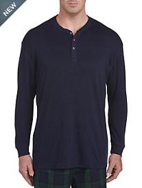 Harbor Bay Henley Sleep Shirt