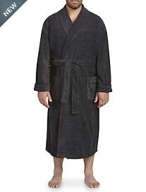 Harbor Bay Marled Fleece Robe