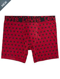 Levi's Star Print Stretch Boxer Briefs