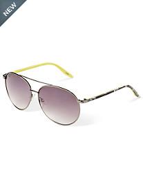 True Nation® Camo Aviator Sunglasses
