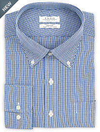 Enro® Combs Check Dress Shirt