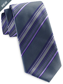 Synrgy InteliStretch Performance Bold Contrast Stripe Tie