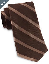 Rochester Designed in Italy Wide Stripe Tie