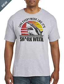 Shark Week Graphic Tee