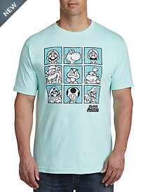 Nintendo Box Seats Graphic Tee