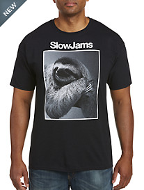 Sloth Jams Graphic Tee