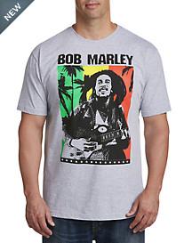Bob Marley Summertime Graphic Tee
