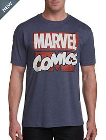 Marvel Comics Retro Logo Graphic Tee