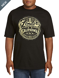 Fender California Graphic Tee
