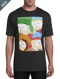 South Park Boys Crowded Graphic Tee