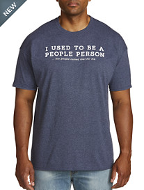 Not a People Person Graphic Tee