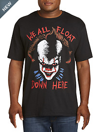 Sketchy Pennywise Graphic Tee