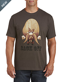 Yosemite Sam Outlaw Back Off Graphic Tee