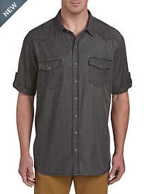 Society of One Western Denim Shirt