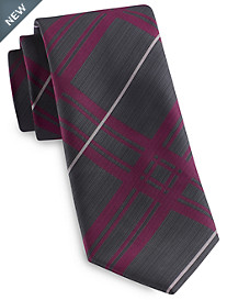 Synrgy InteliStretch Performance Plaid Tie