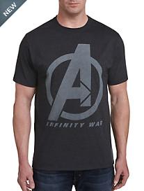 Marvel® Comics Avengers Infinity Line Up Graphic Tee