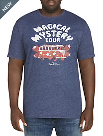 Retro Brand Magical Mystery Tour Graphic Tee