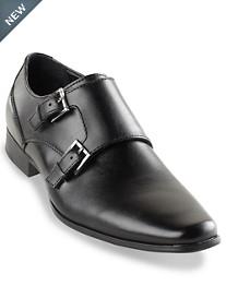 Calvin Klein® Bayard Double Monk-Strap Shoes