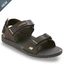 New Balance® Pure Align 3-Strap Sandals