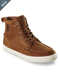 Polo Ralph Lauren® Tavis Leather Hi-Tops