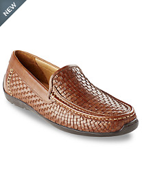 Tommy Bahama® Orson Woven Leather Venetian Drivers