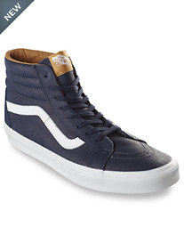 Vans® Leather Sk8 Hi-Top Sneakers