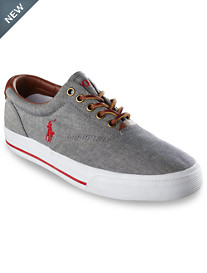 Polo Ralph Lauren® Vaughn Chambray Lace-Up Sneakers