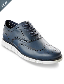 Cole Haan® ZERØGRAND Wingtip Oxfords