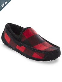 UGG® Ascot Plaid Slippers