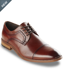 Stacy Adams® Dickenson Cap-Toe Oxfords
