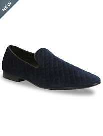 GBX Giorgio Brutini Chatwal Quilted Smoking Loafers