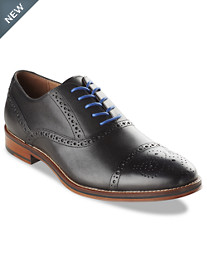 Johnston & Murphy® Conard Cap-Toe Oxfords
