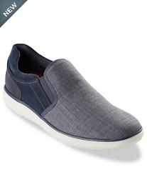Rockport® Zaden Double Gore Slip-Ons